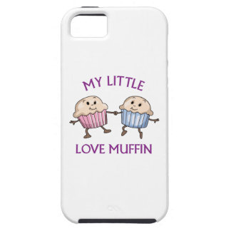 My Little Love Muffin iPhone 5 Cases