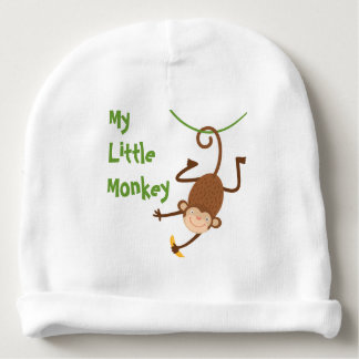 My Little Monkey Beanie Baby Beanie