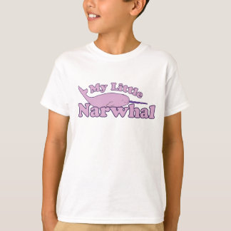 My Little Narwhal Parody T-Shirt