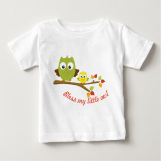 My Little Owl Collection Baby T-Shirt