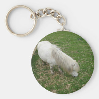 my little pony basic round button key ring