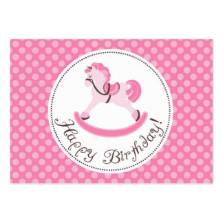 My Little Pony Gift Tag B Pack Of Chubby Business Cards