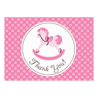 My Little Pony TY Gift Tag 2 Pack Of Chubby Business Cards