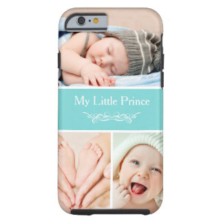 My Little Prince Baby Kids Photo Collage Tough iPhone 6 Case