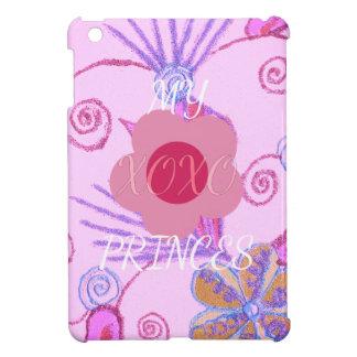 My Little Princess I love You XOXO iPad Mini Cases