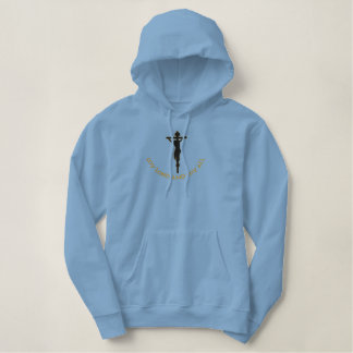 My Lord and my all cross Hoodie