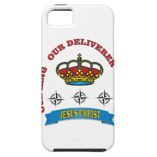 my lord my god art tough iPhone 5 case