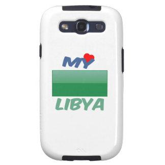 My love Libya. Samsung Galaxy SIII Cover