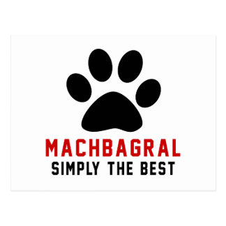 My Machbagral Simply The Best Postcard