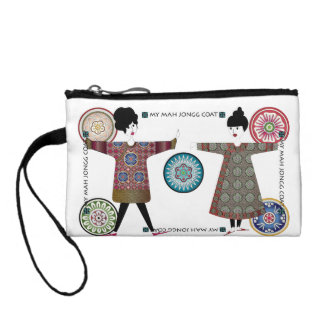 My Mah Jongg Coat 06: Coin Purse