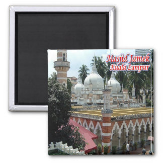 MY - Malaysia - Kuala Lumpur - Masjid Jamek Magnet