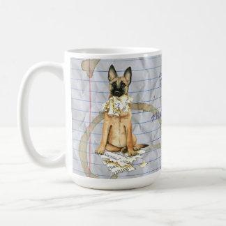 My Malinois Ate My Lesson Plan Coffee Mug