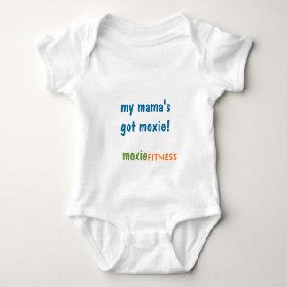 My mama's got moxie! baby bodysuit