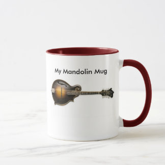 My Mandolin Mug