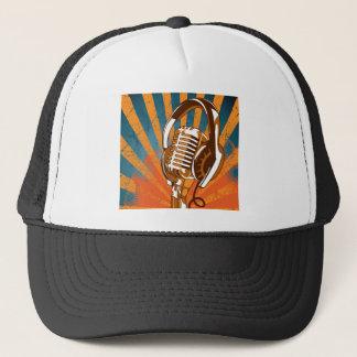 My Mic Man On Radio Trucker Hat