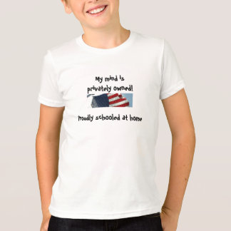My Mind is Privately Owned T-Shirt