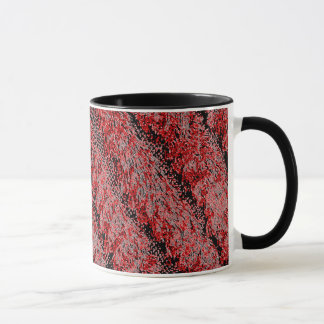 MY MINK COFFEE CUP RED