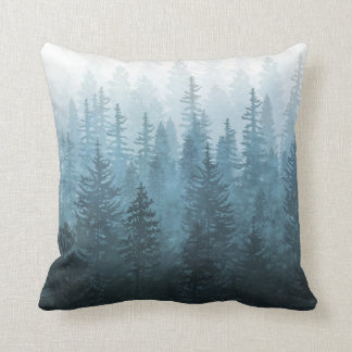 My Misty Secret Forest Cushion