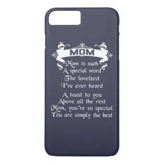 My Mom iPhone 7 Plus Case