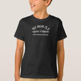 My Mom Is A Kidney Warrior - Dark Shirts