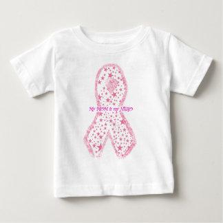 My Mom is my Hero Baby T-Shirt