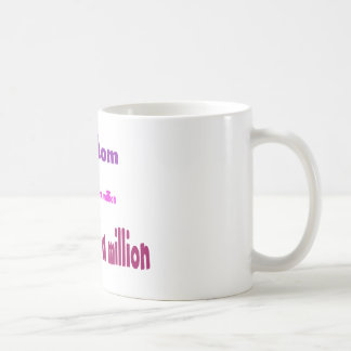 My Mom is One in a Million not One of The Million Mug