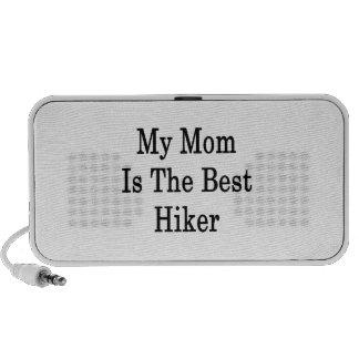My Mom Is The Best Hiker iPhone Speaker