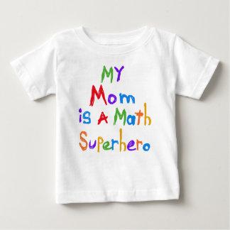 My Mom Math Superhero T-shirts and Gifts