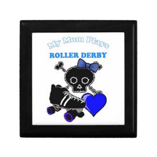 My Mom Plays Roller Derby (Girl) Gift Box