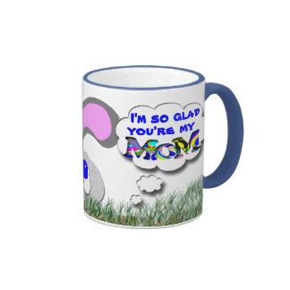 My Mom Ringer Mug