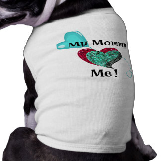 My Mommy Heart Me Shirt