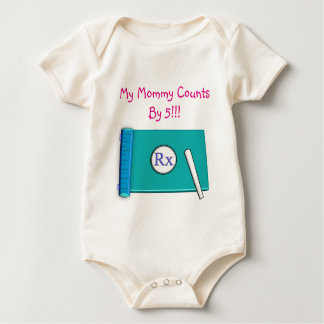 My Mommy is a Pharmacist Baby Bodysuit