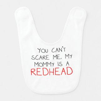 My Mommy Is A Redhead Bib