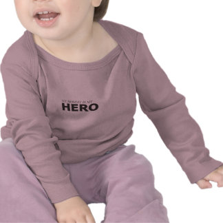MY MOMMY IS MY HERO/BREAST CANCER TEE SHIRTS