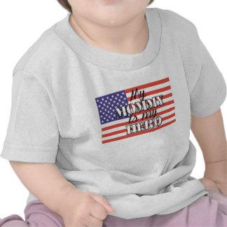 My Mommy is my Hero Tee Shirt