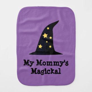 My Mommy's Magickal Burp Cloth