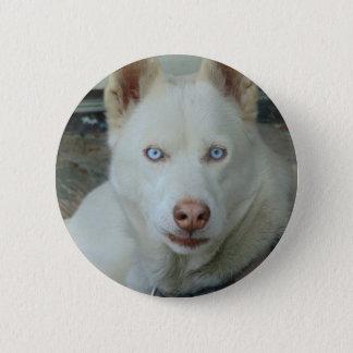 My Mona lisa eyes 6 Cm Round Badge
