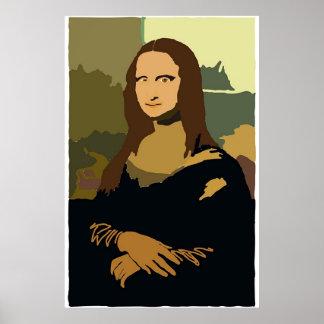 My Mona Lisa Poster
