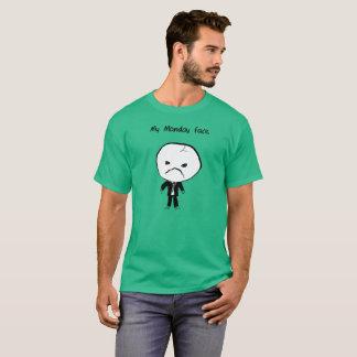 My Monday Face Men's T-Shirt
