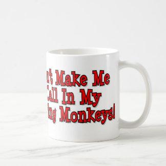 My Monkeys Coffee Mug