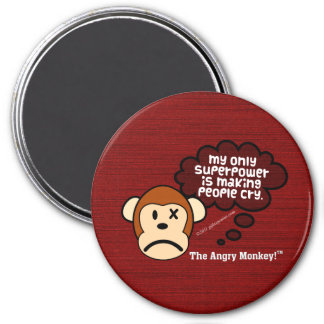 My most powerful superpower is making people cry magnet