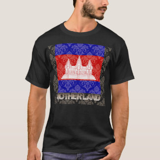 My Motherland Cambodia T-Shirt
