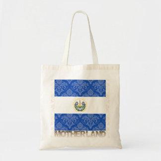 My Motherland El Salvador Budget Tote Bag