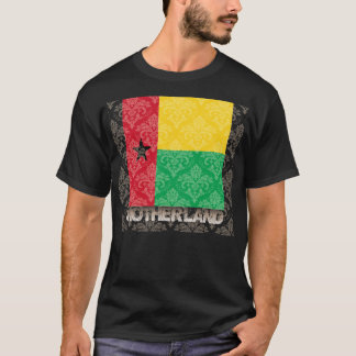 My Motherland Guinea Bissau T-Shirt