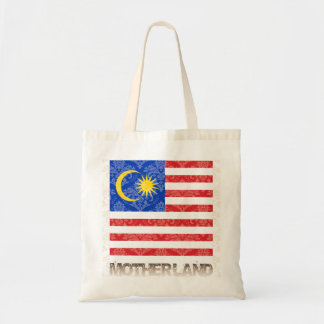 My Motherland Malaysia Tote Bag