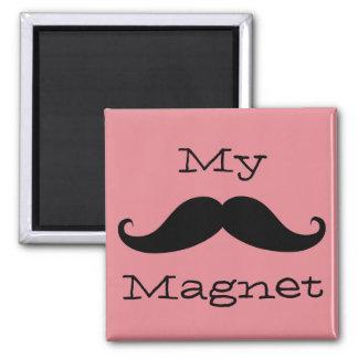My Moustache Magnet