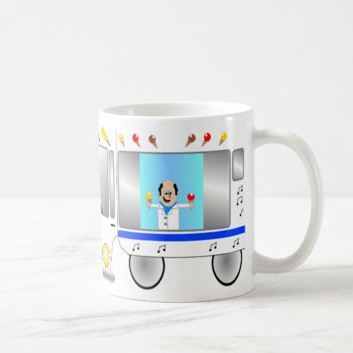 My mug is an ICE CREAM TRUCK
