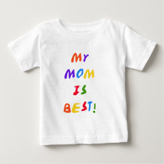 My Mum is Best T-shirts and Gifts
