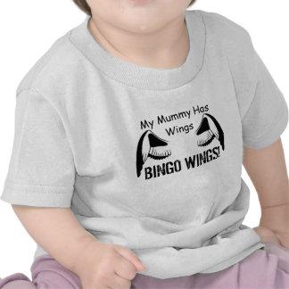 My Mummy Has Wings - BINGO Wings Tees