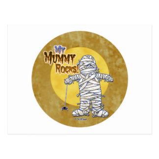 My Mummy Rocks Post Cards